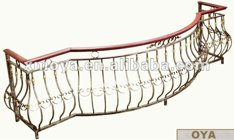 Galvanzed steel balcony railing designs, View galvanized balcony ...