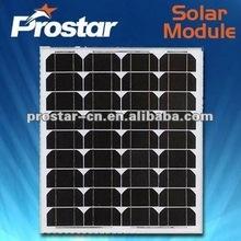 25W poly solar panel