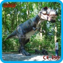Zigong big dinosaur (t-rex) dinosaurios