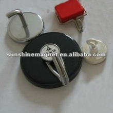 Permanent strong magnet hook,Custom Holding Weight...