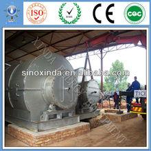 Professionale ad alta resa xd-10cap ingrosso pneumatici usati attrezzature