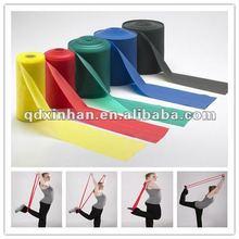 Elastic pilates rubber bands