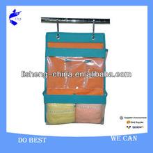 hanging wall pocket storage bag