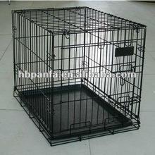 Dog cage(Black Epoxy Coating)