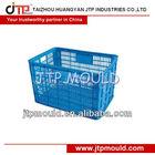 plastic injection vegetable fruit crate mould fruit storage basket