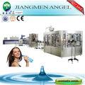jiangmen angel completo automática de envasado de agua pura línea de producción