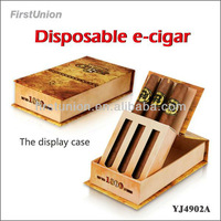 2013 Hot Selling E-Cigar Up to 1800 Puffs Best Selling Disposable E-Cigarette