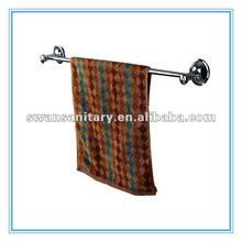 bathroom door hinge towel bar