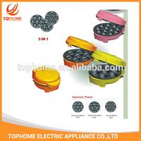 3 IN 1 Detachable Cupcake Maker TH-SW237