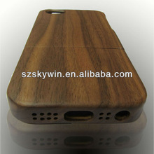 case for Iphone5 wooden