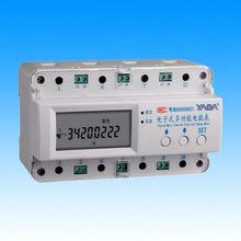 Three phase electronics energy meter