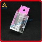 custom PVC plastic gift packaging box