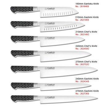 Honeycomb Handle Japanese Knife