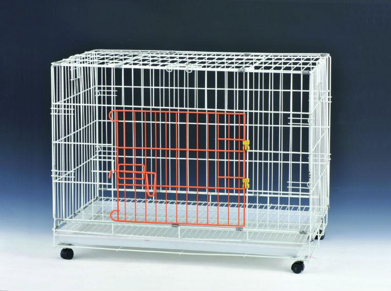 安い犬ケージ76.5x47x56.5cm