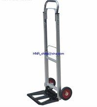 multi-purpose aluminium alloy hand truck / cart / trolly with capacity 90-100kgs