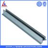 aluminium shelf extrusion profile according to customer's drawings or samples