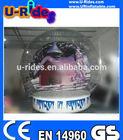 Giant inflatable christmas ball