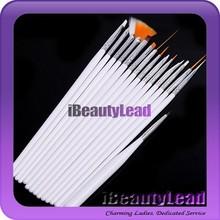 Latest 15 pcs nail art brush set