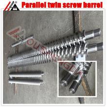 twin screw barrel for PVC compounding /pelletizing