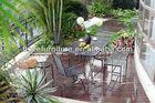 Outdoor Metal Spring Chair Furniture/ Metal Mesh Patio Furniture