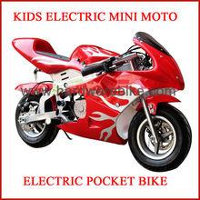 2014 KIDS ELECTRIC MINI POCKET BIKE CE(HDES-8011)