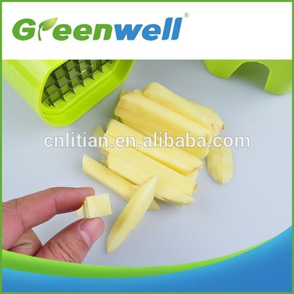 potato chip stick cutter,potato chipper french fry cutter,manual potato chips cutter