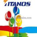 Cloruro de dióxido de titanio tio2 equivalente a dupont r902 utilizados en el recubrimiento, de la pintura, de plástico, de tinta, masterbatch