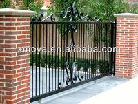New simple sliding gate design