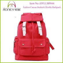 2013 Drawstring Korean Custom Backpack Manufacturer China
