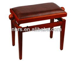 keyboard chair wooden