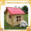Large and Simple Pet Wooden House