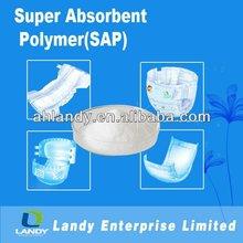 Slush powder SAP
