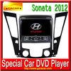 7'' Hyundai Sonata touch screen double din car dvd player
