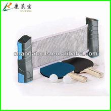 Portable Table Tennis Net Retractible Table Tennis Net Post