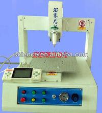 2013 hot selling Auto desktop SES-T331P high precision liquid dispensing Machine