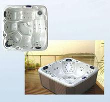 hydrotherapy massage fiberglass family use mini swimming pool JY8018