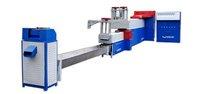 electricity saving extrusion polypropylene recycle machines