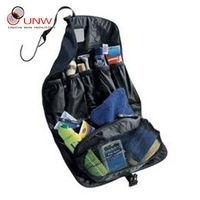 hanging cosmetic bag,zip lock cosmetic bags,cosmetic bag organizer tas kosmetik murah
