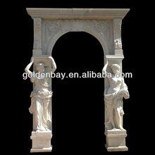 outdoor stone door stone door frame