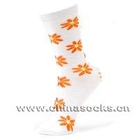 Cotton Fashion Stocking Girl Wearing Socks
