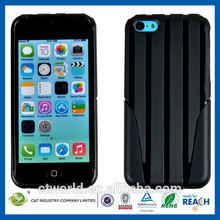 C&T Plastic IMD/IML case cover full side for iphone 5s