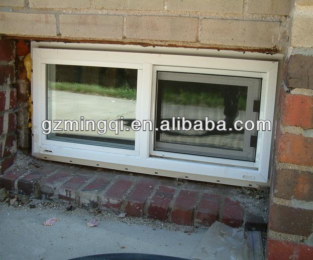 windows aluminum casement windows aluminum sliding basement window