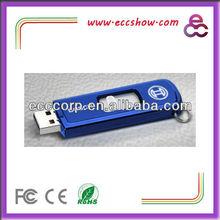 Clickside plastic 16gb,32gb,64gb custom logo usb/usb memory stick