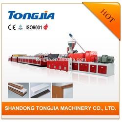 WPC Machinery as Wood Palstic Composite Door-panel Machine