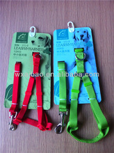 Nylon Pet Harnes and Leashes