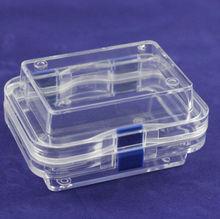 Membrane jewelry gift clear plastic box CPK-M-10050(A)