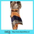 casuale abito personalizzato turco abbigliamento moda donna maxi spiaggia vestiti corti al ginocchio