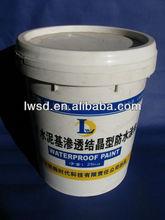 Cement-based Powder Crystalline Waterproofing Coat