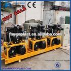35bar 2m3/min, oil less Diving compressor
