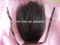 nouvelle prochaine prolongation de queue de cheval de cheveux humains de la couleur #1b de perfect&soft